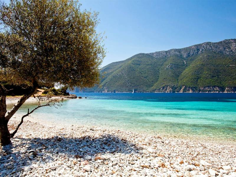 Lefkada by the Sea agrilia