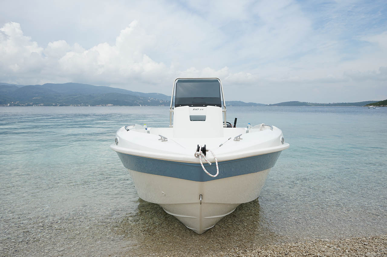 Lefkada by the Sea Rent a Boat in Lefkada