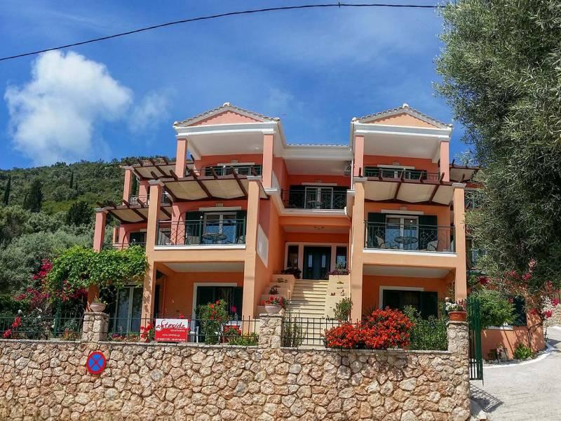 Apartments Asterida Sivota Lefkada