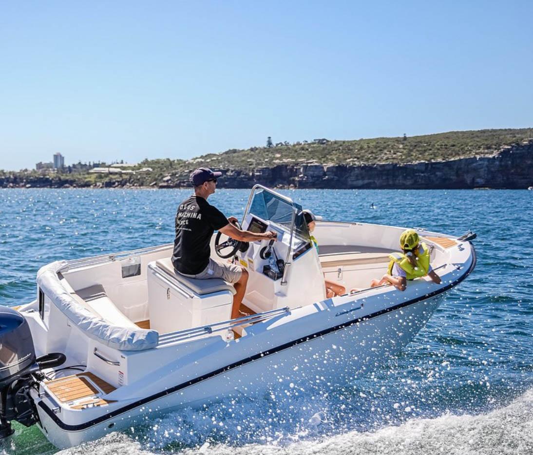 Lefkada by the Sea Compass 165cc 4