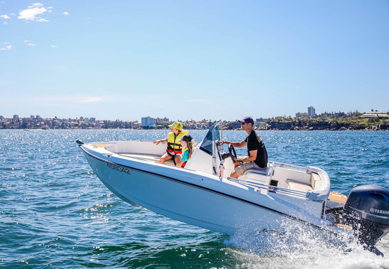 Lefkada by the Sea Compass 165cc 5
