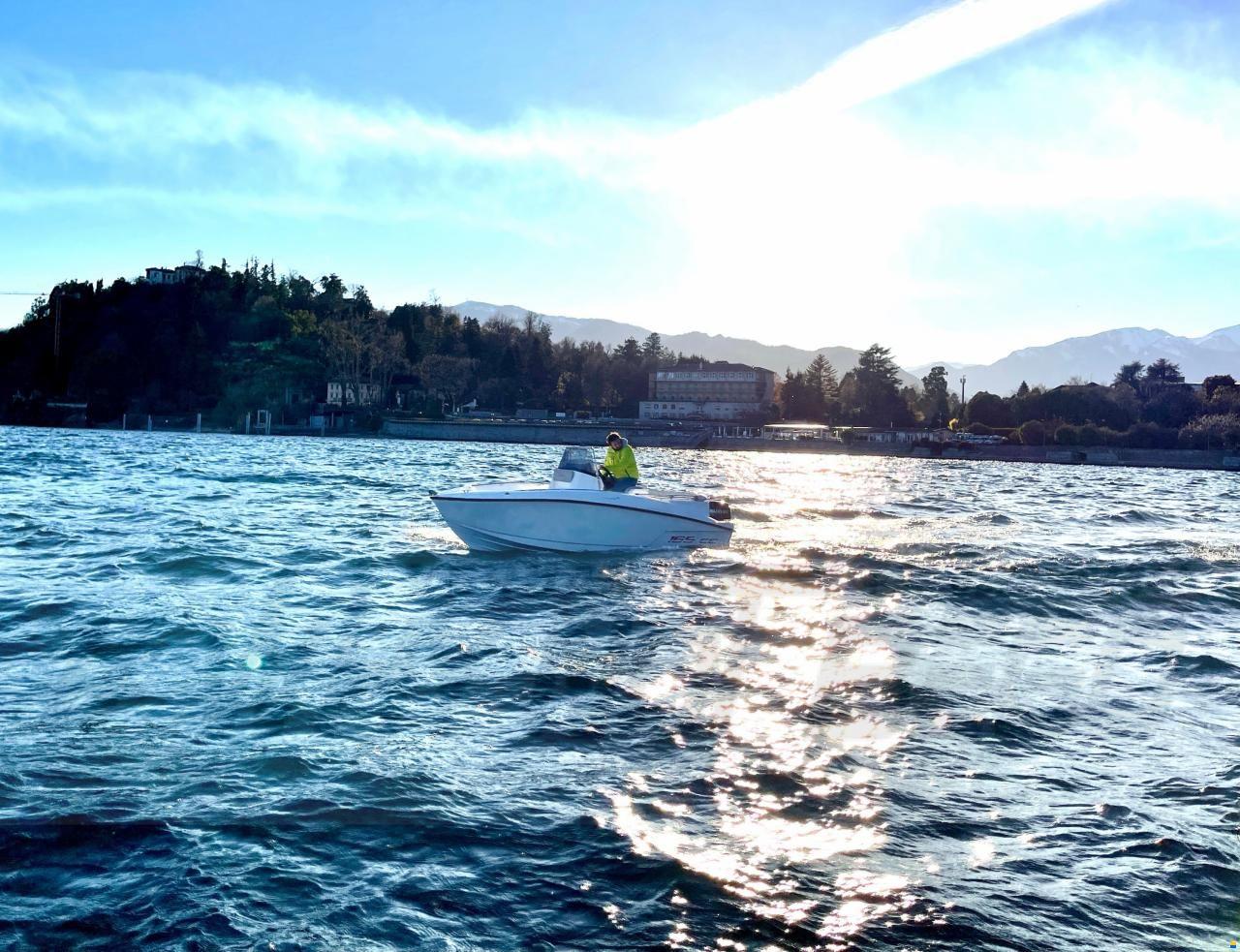 Lefkada by the Sea Compass 165cc 7