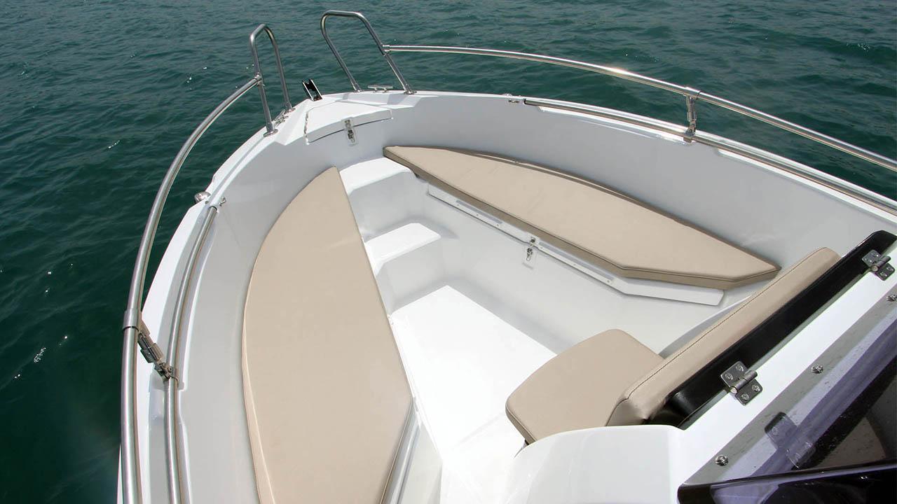 Lefkada by the Sea Compass 165cc 8